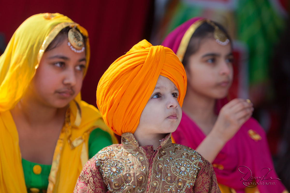 Culture in Punjab , Sikh religion
